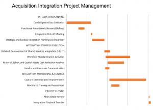 Merger & Acquisition Integration Plan
