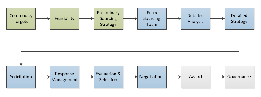 Leveraged Strategic Sourcing Roadmap
