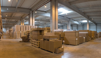 Warehouse Space and Shipping Capacity