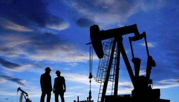 Control of Spending in Oil Fields