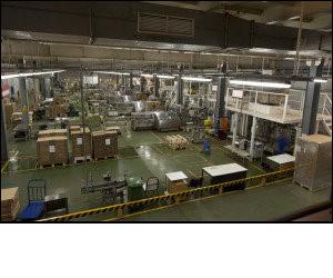 Manufacturer Nearing Facility Maximum Capacity